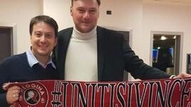 Calciomercato Reggina, il ds Taibi rinnova fino al 2022
