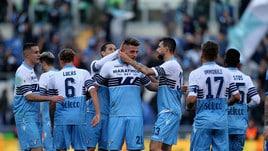 Coppa Italia Lazio-Novara 4-1, il tabellino