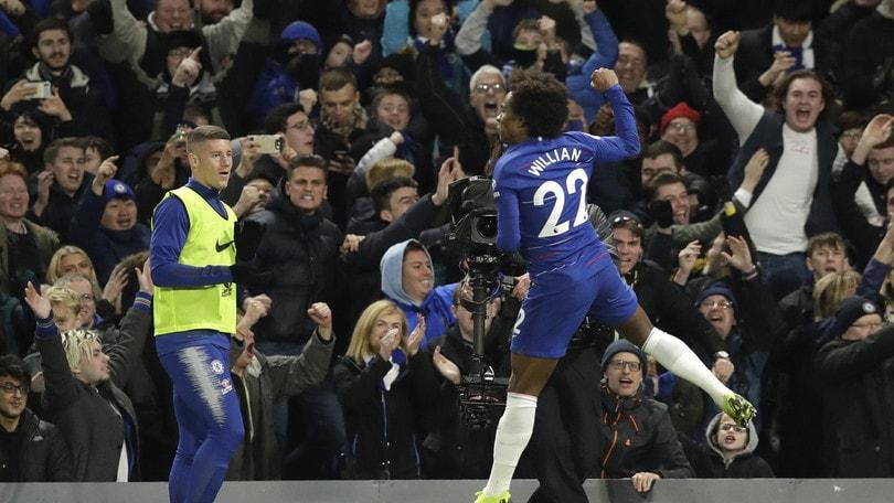 Premier League, Liverpool di misura sul Brighton. Arsenal ko e il Chelsea allunga