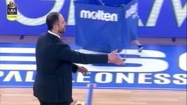 Germani Basket Brescia-Umana Reyer Venezia 72-70