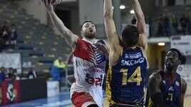 Basket, Serie A2: Roma, che tonfo a Cassino! Bergamo vola in testa