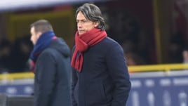 Coppa Italia Bologna, Inzaghi: «La nostra vera finale sarà con la Spal»