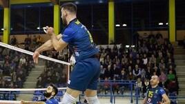 Volley: A2 Maschile, Girone Blu, Pordenone ci mette il cuore, Gioia del Colle ko