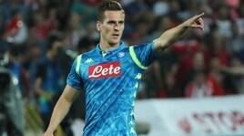 Coppa Italia, diretta Napoli-Sassuolo ore 20.45: probabili formazioni e dove vederla in tv