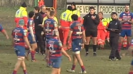 Rugby, insulti razzisti durante il match: espulso l'allenatore del Rovigo