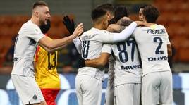 Coppa Italia, Inter-Benevento 6-2: ai quarti i nerazzurri sfideranno la Lazio