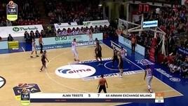 Alma Trieste-AX Armani Exchange Milano 73-77
