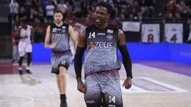 Basket A2: la Fortitudo Bologna non si ferma, a est risale Rieti