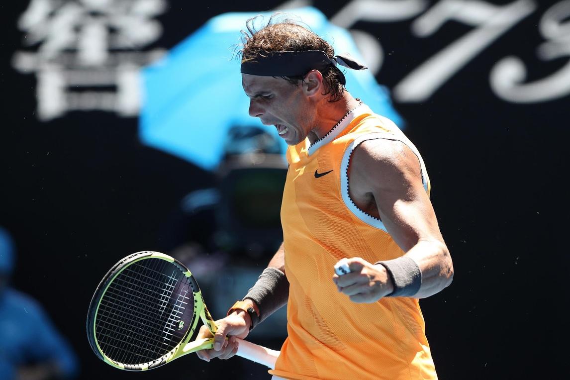 Australian Open: Nadal facile, avanzano Seppi, Fabbiano e Travaglia