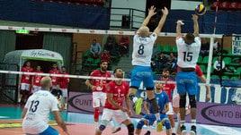 Volley: A2 Maschile, Girone Blu, Piacenza tiene il passo di Bergamo