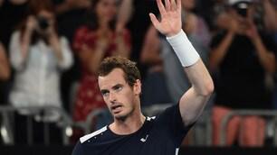 Australian Open: Murray, contro Bautista-Agut il cuore non basta