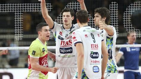 Volley: Cev Cup, Trento affronta l'Hypo Tirol davanti al pubblico amico