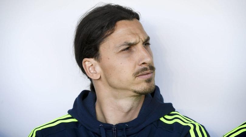 """Ibrahimovic: """"Io in Mls come una Ferrari in mezzo alle Fiat"""""""