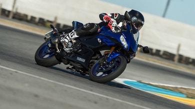 Prova Yamaha R125 e R3 2019: chi ben comincia
