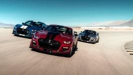 Mustang Shelby GT 500, ora supera i 700 cavalli