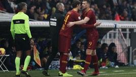 Coppa Italia, Roma-Entella: giallorossi a quota rasoterra