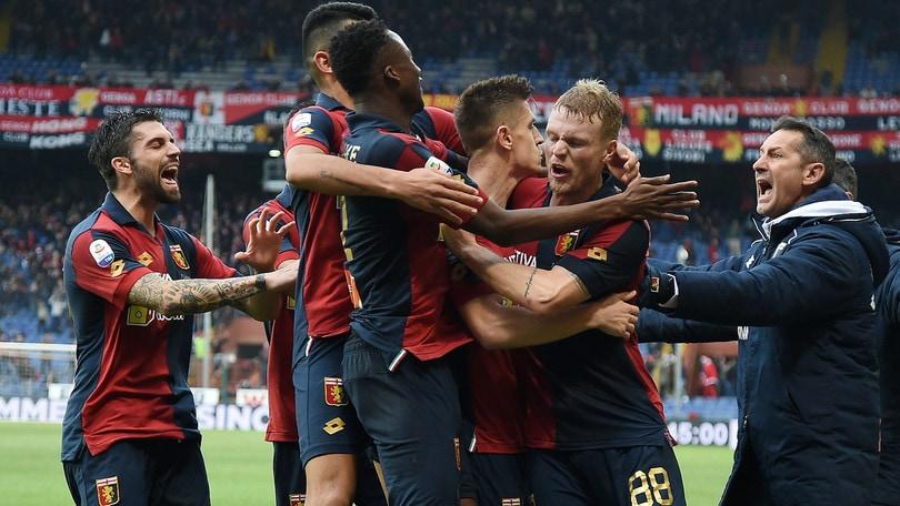 Genoa, pronti 5 milioni per l'argentino Amione