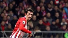 Atletico Madrid, infortunio per Savic: rischia di saltare la Juventus