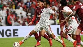 Coppa d'Asia: gli Emirati di Zaccheroni agli ottavi con il Bahrein, India beffata