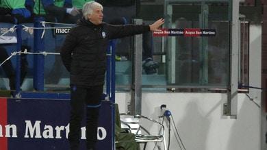 Coppa Italia Atalanta, Gasperini: «Sono davvero soddisfatto. Zapata? È in fiducia»