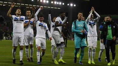 Coppa Italia, Cagliari-Atalanta 0-2: ai quarti c'è la Juventus