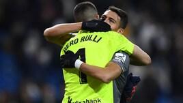 Liga, la Real Sociedad supera l'Espanyol e vola all'ottavo posto