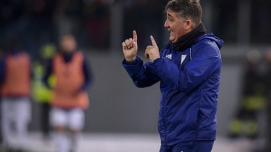 Coppa Italia Virtus Entella, Boscaglia: «Venire qui è stato bellissimo»