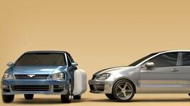 ZF progetta l'airbag per le fiancate dell'auto