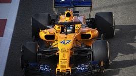 F1 McLaren, Brown: «Nel 2019 avremo una buona monoposto»