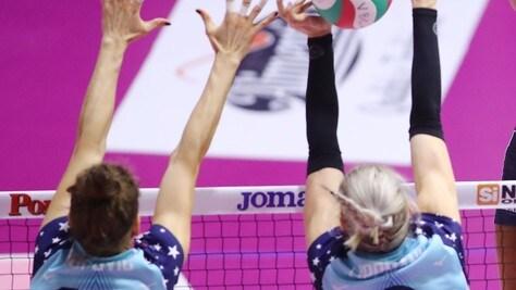 Volley: A1 Femminile, il derby Firenze-Scandicci apre i Quarti di Coppa Italia