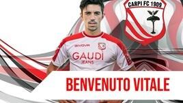 Calciomercato Carpi ufficiale: Vitale in prestito dalla Spal