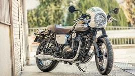 Kawasaki W800 2019: anteprima italiana