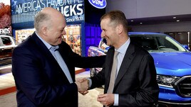 Volkswagen-Ford, ufficiale l'alleanza globale