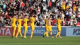 Coppa d'Asia, Giordania e Australia superano il girone e passano agli ottavi