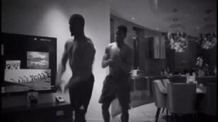 Pogba, ballo pazzo su Instagram