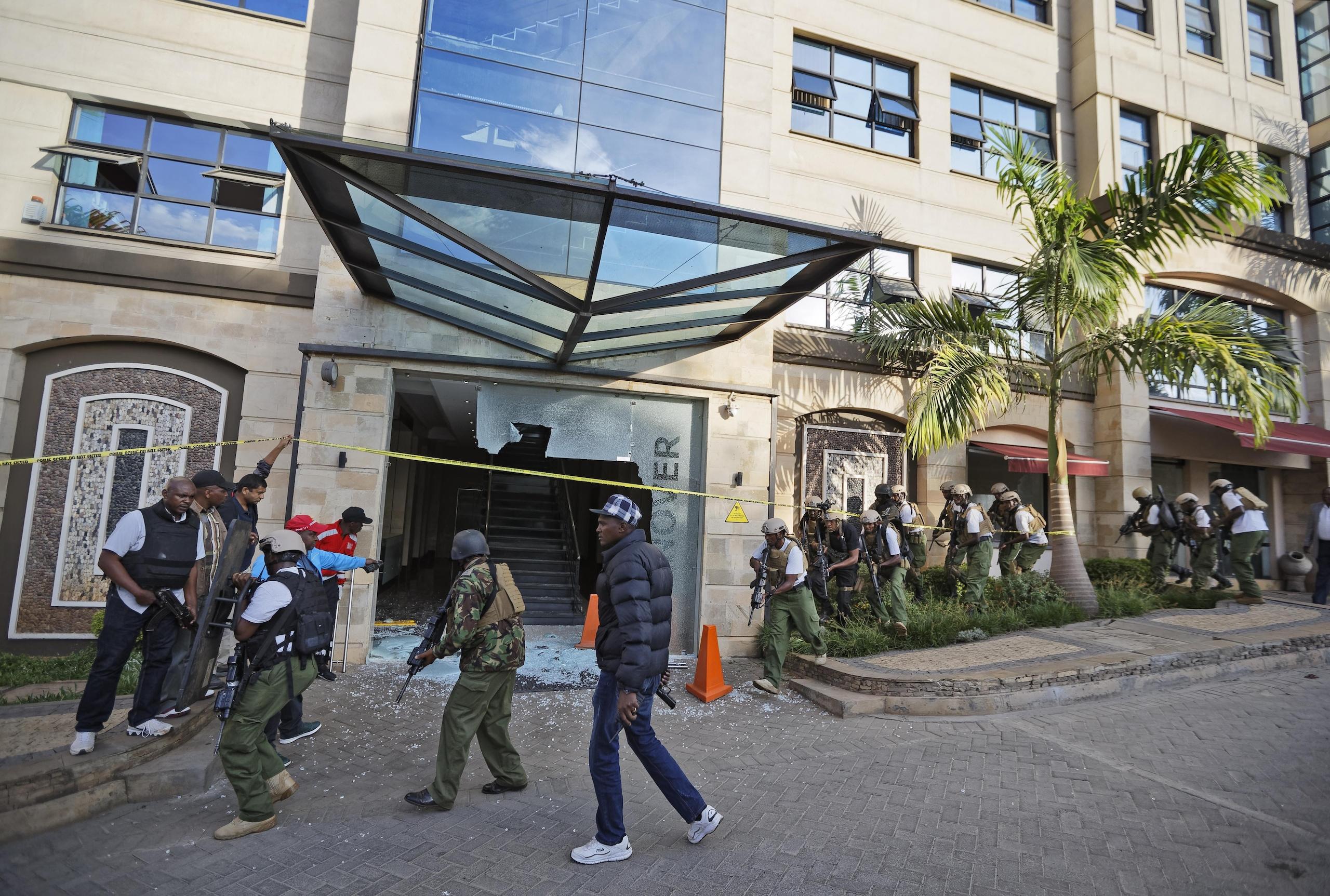 Almeno 7 morti in attacco a Nairobi