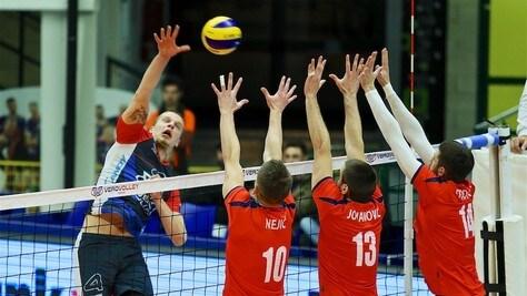 Volley: Challenge Cup, Monza vola ai quarti di finale