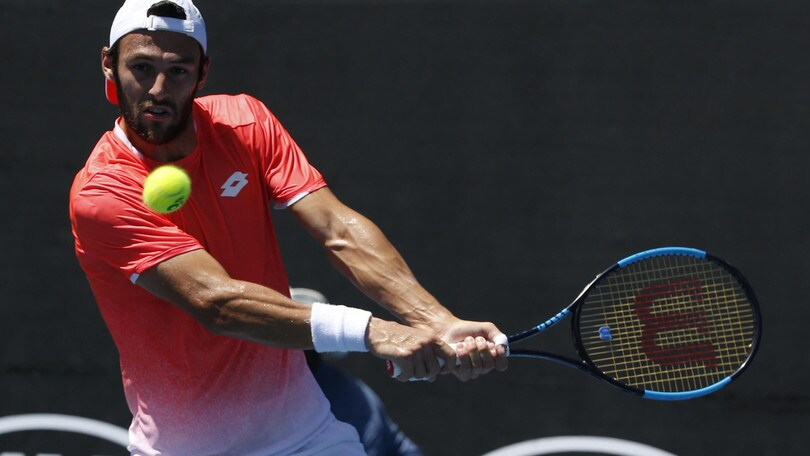 Bratislava, Travaglia si arrende a Novak al tie-break