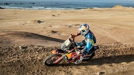 Dakar, 8° tappa, auto e moto: vittorie di Loeb e Walkner