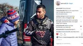 MotoGp, Petrucci sfida Dovizioso e Rossi sulle moto da cross