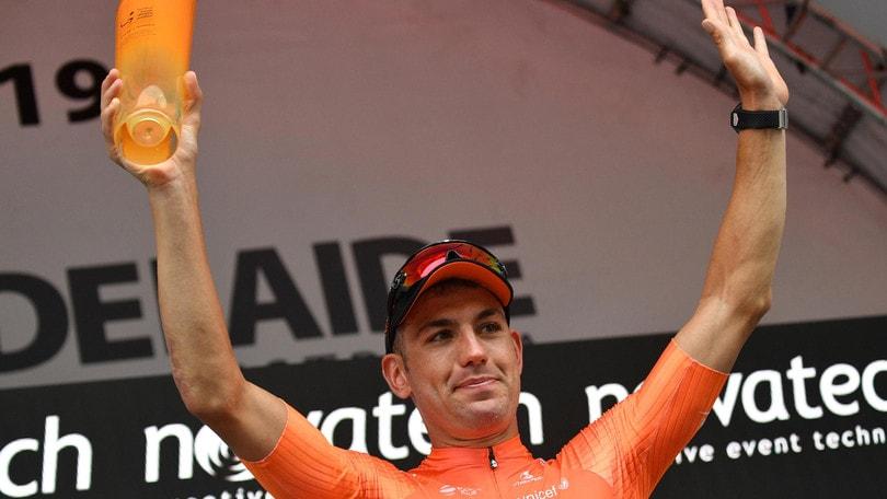 Ciclismo, Tour Down Under: la seconda tappa va a Patrick Bevin. Settimo Elia Viviani