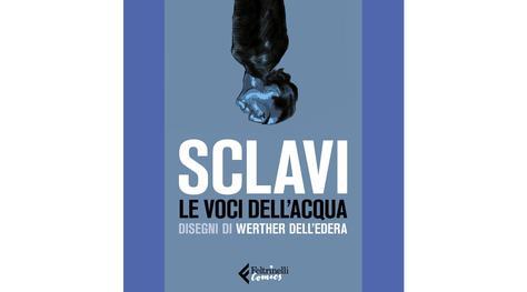 Le voci dell'acqua, il primo graphic novel di Tiziano Sclavi