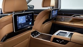 BMW Serie 7 restyling: foto