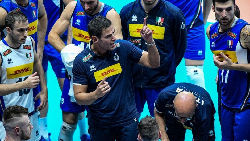Volley: Europei, l'Italia nel girone della Francia