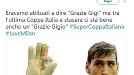 Vittoria Juve in Supercoppa: le reazioni sui social