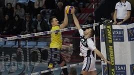 Volley: Superlega, Milano batte Castellana Grotte al tie break