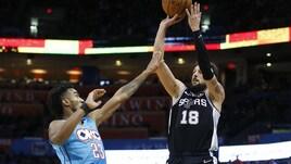 NBA, super Belinelli trascina San Antonio. Delude Gallinari, ko i Clippers