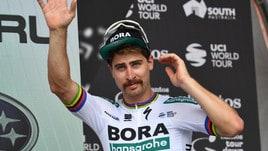 Ciclismo, Tour Down Under: Sagan vince la terza tappa e insidia Bevin