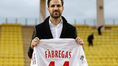 Monaco, la felicità di Fabregas: «Scelta giusta, fantastico ritrovare Henry»