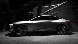 Nissan IMs concept, la berlina secondo i giapponesi